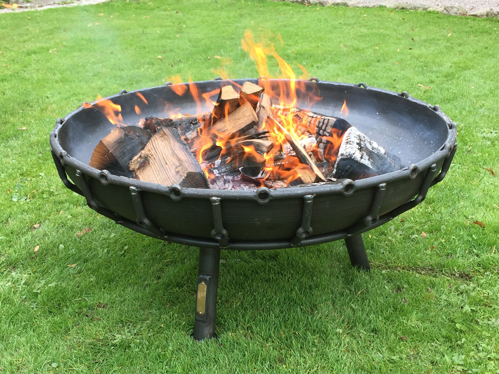 Fire pit the viking collection firepits uk for Viking outdoor