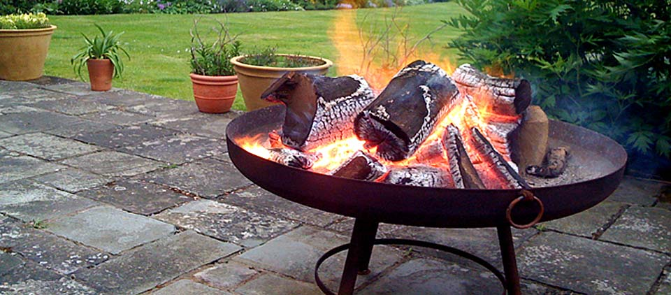 Fire Pits Firepits Kadai Fire Bowl Outdoor Firepit