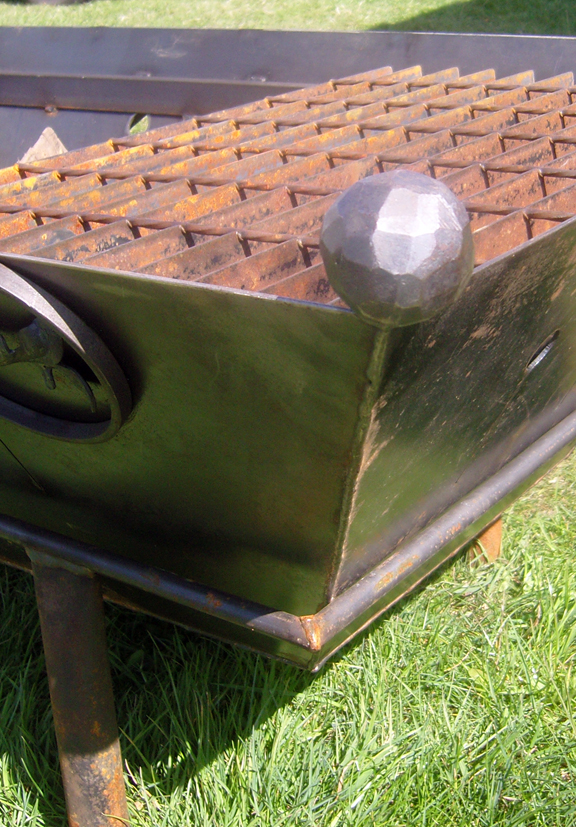 Firepit Box A