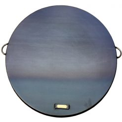 Flat Table Top lid white background